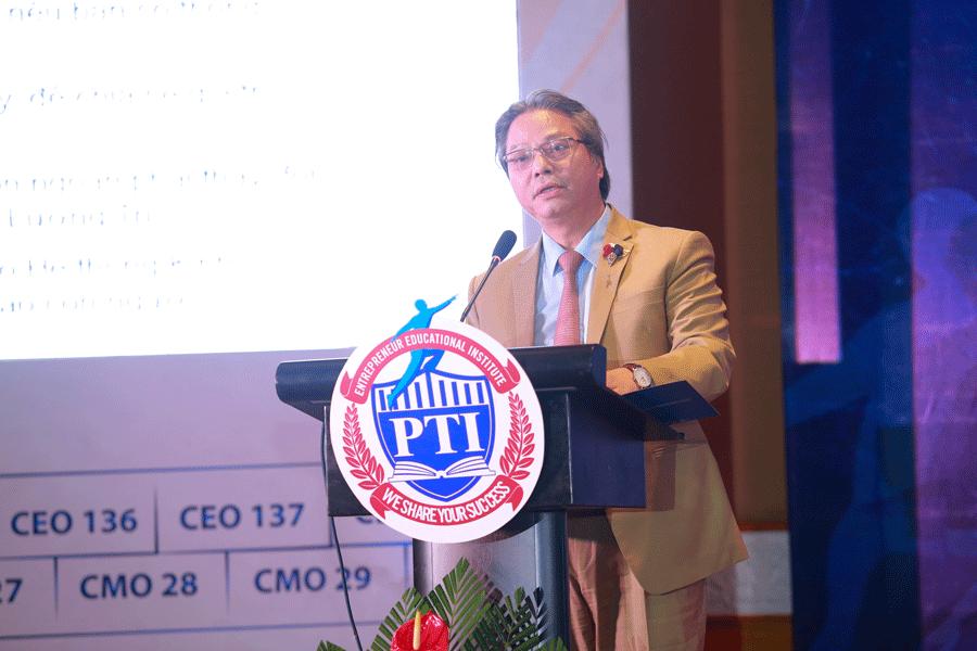 Chuyên gia Nguyễn Tất Thịnh - PTI