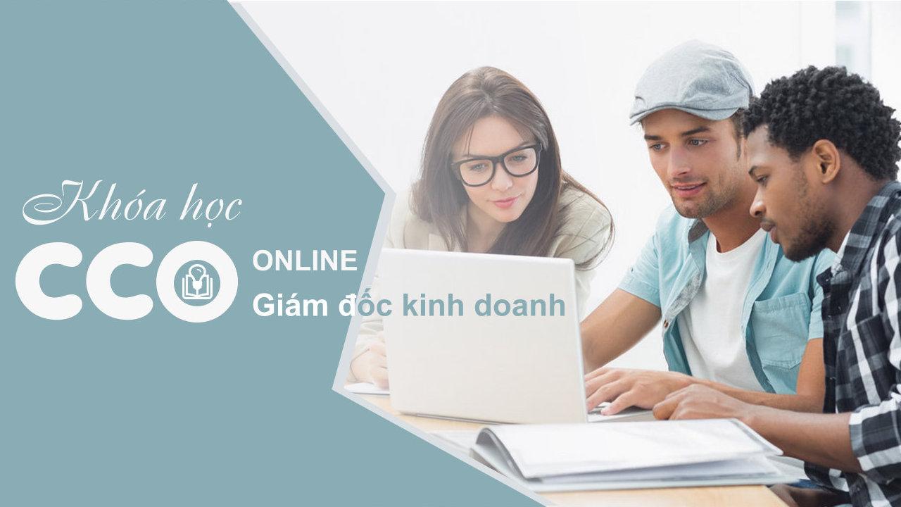 Khóa học Giám đốc kinh doanh online