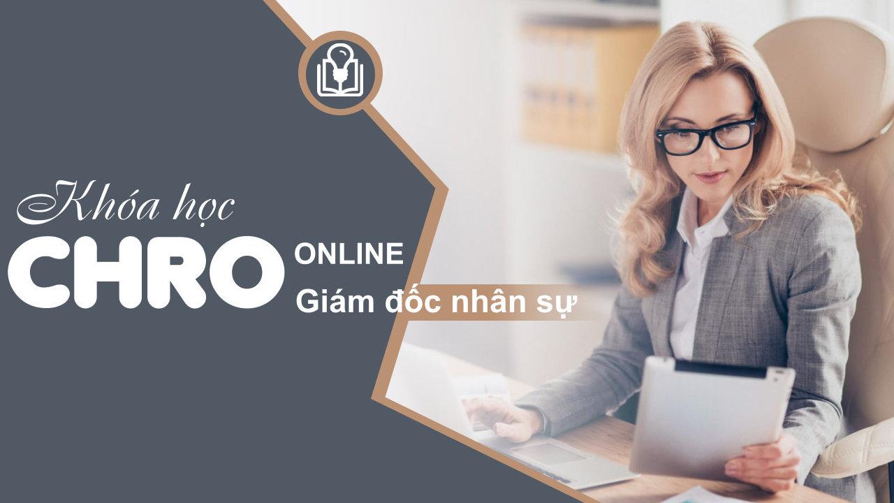 Khóa học Giám đốc nhân sự online
