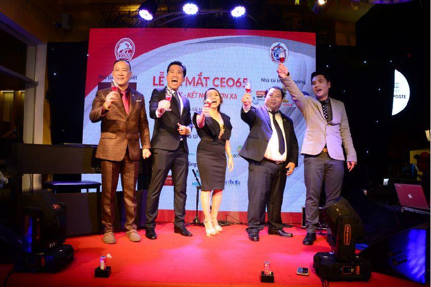 Lễ ra mắt lớp CEO65 - PTI-HCM - hocceo.com