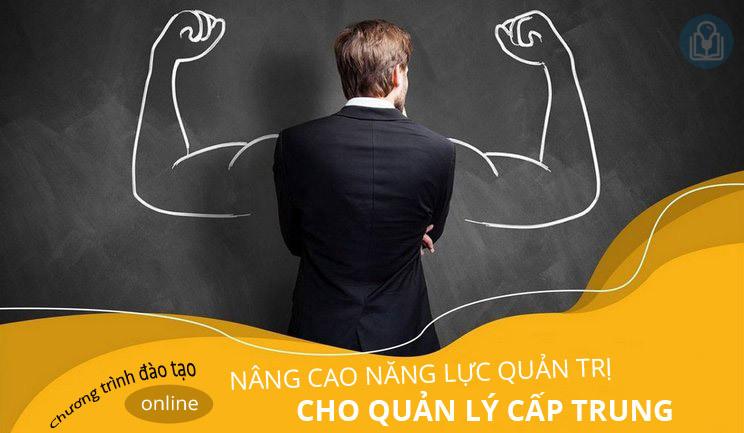Đào tạo Quản lý cấp trung online