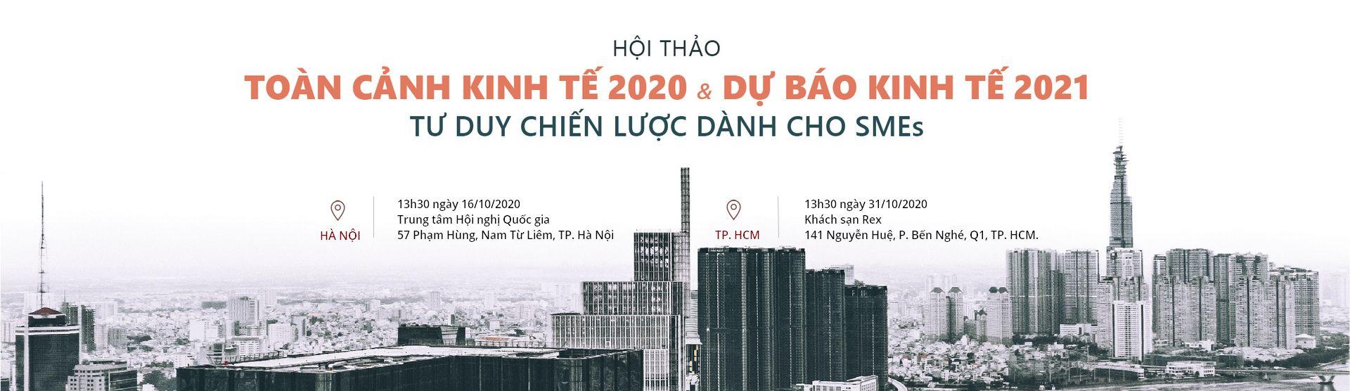 Hội thảo kinh tế 2020