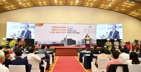 Toàn cảnh kinh tế 2020 và dự báo 2021 – Tư duy chiến lược dành cho SMEs tại Hà Nội (14)