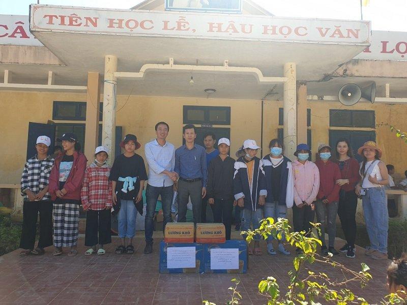 Lớp CEO 129 Hà Nội - Hướng về Miền Trung